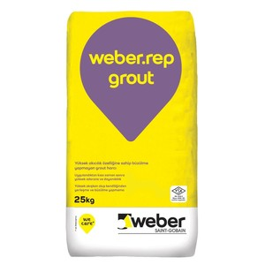 Weber Rep Grout 25 kg